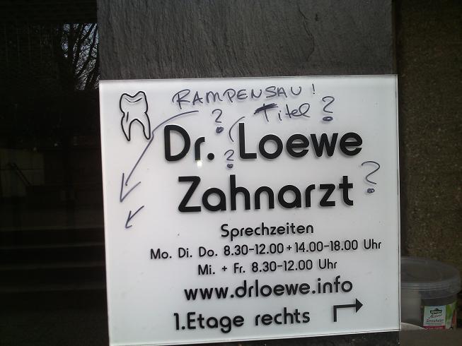 asche zahnarzt berlin