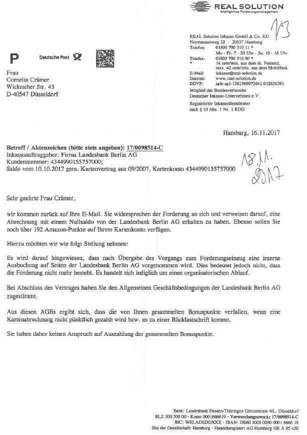Print Article Update19 Bafin Bgb 267 Inkasso Mafia Der Amazon